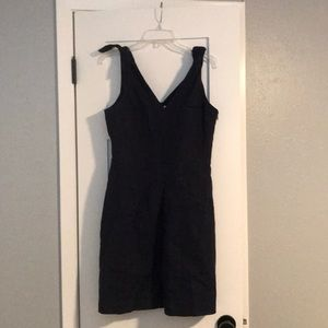 Gap Linen Navy dress size 8T